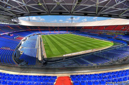 Tiny story update! / De Kuip / Feyenoord / Rotterdam
