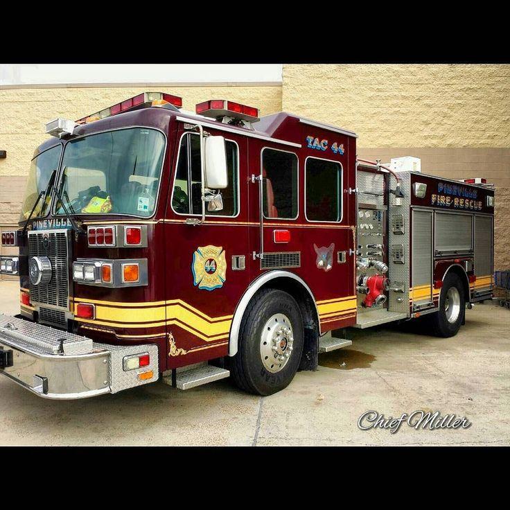Pineville LA . firetruck firedepartment fireman