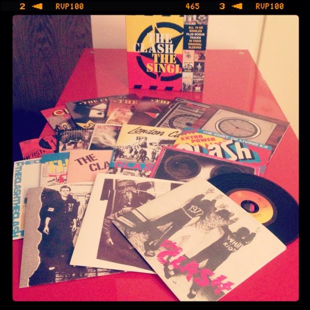 The Clash - UK Singles Boxset