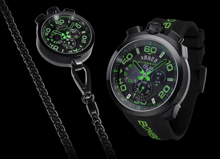 Bomberg, the audacious, and extremely popular, new Swiss watch brand,