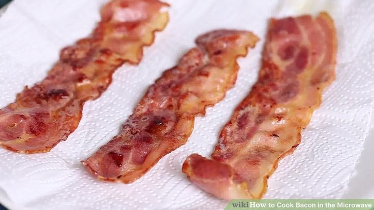 Image titled Cook Bacon in the Microwave Step 5 preview