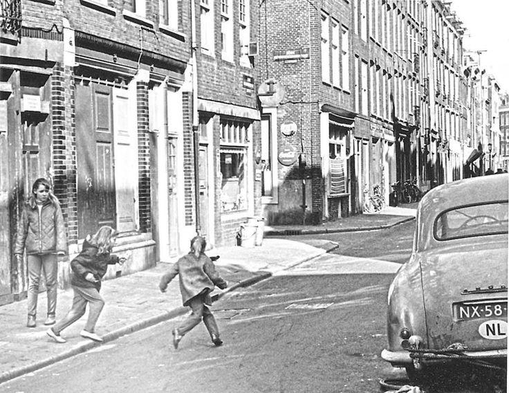 Amsterdam: Kattenburg 1964