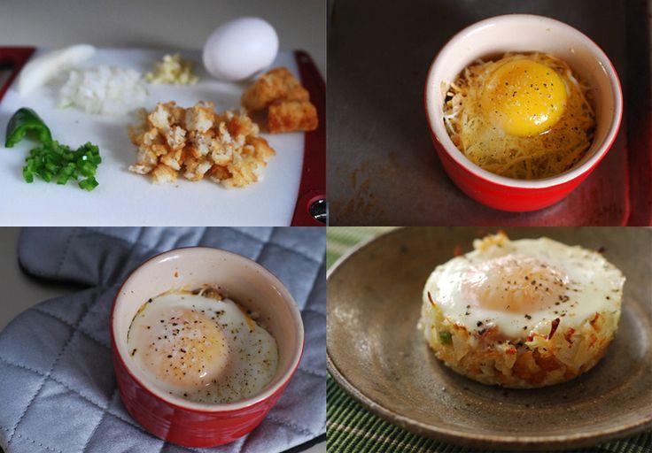 Huevos Napoleón, sencillos en 5 minutos - Recetín