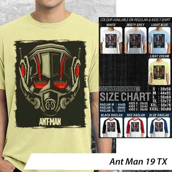 Ant Man 19 TX