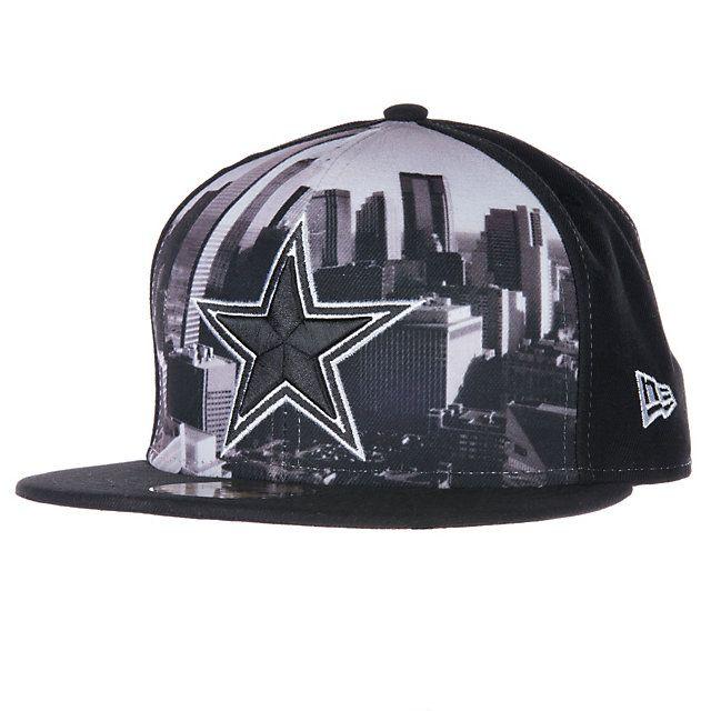 NFL Dallas Cowboys New Era Logo Vista 59Fifty