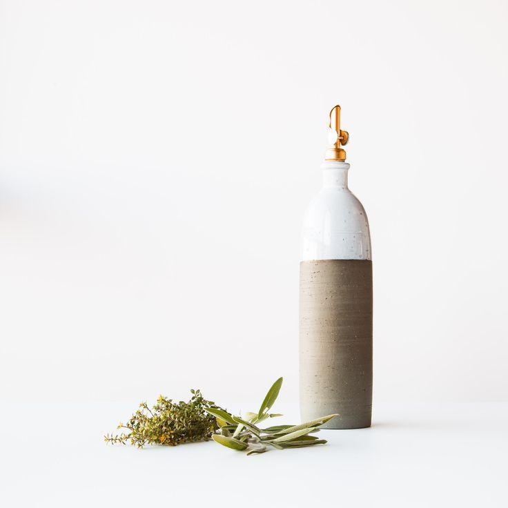 Contenant à huile d'olive - Atelier Trema