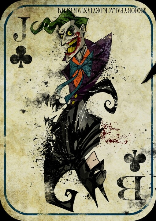 Batman Joker Card Tattoo 78 best Harley ...