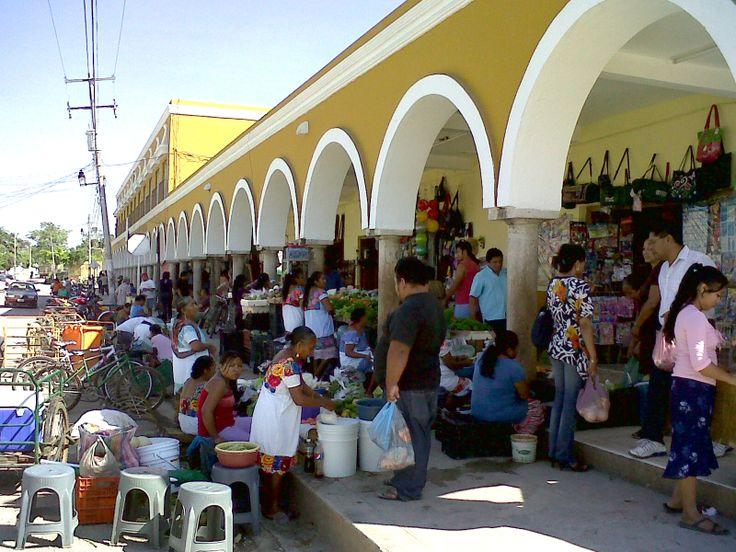 Mercado De Valladolid Yucatan Mexico Mexico S Travel