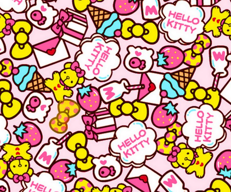 Hello Kitty Galaxy Wallpaper | Wallpapers Collage Hello Kitty Wallpapers Free Collage Hello Kitty Hd ...