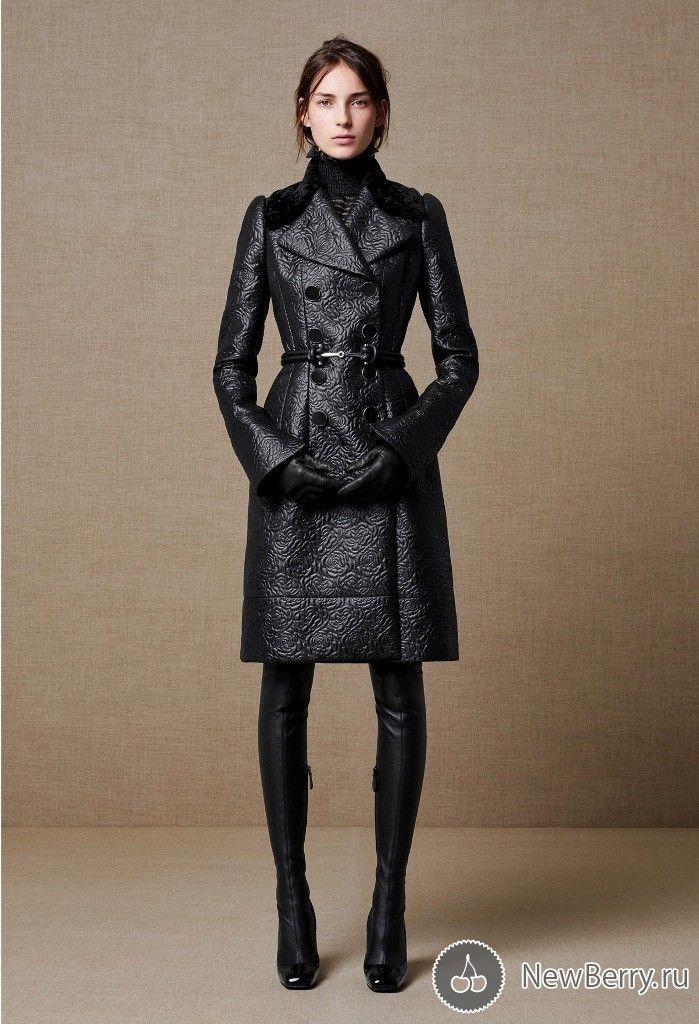 Lookbook Alexander McQueen осень-зима 2015-2016