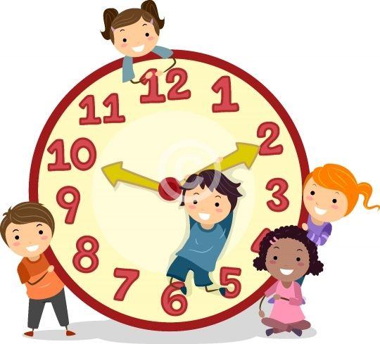 BNP Lucena Kid Clock