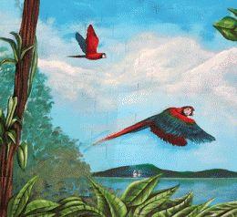 BEROK Y TITAN, DE NUEVO DECORANDO JUNTOS Berok vuelve a trabajar con los productos TITAN para crear otro de sus impresionantes murales decorativos.  Aquí una muestra, en las fotografías de Cristina Moreno.   http://berokone.blogspot.com.es/2013/10/decoracion-mural-parque-infantil-jungla.html  http://www.titanlux.es/