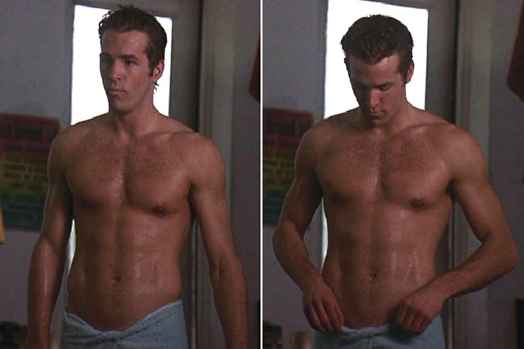 Muscle Monday - Ryan Reynolds - My Rays of Sunshine
