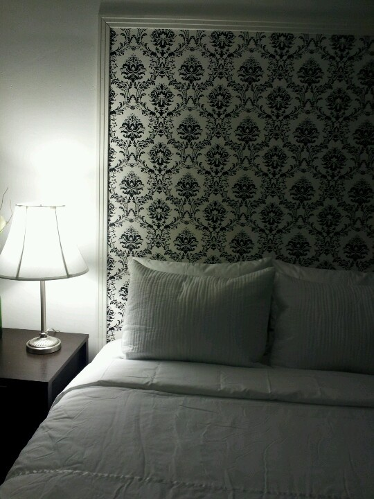 22 best Home Decor - Headboard ideas images on Pinterest   Bedroom, Headboard ideas and Bed ...