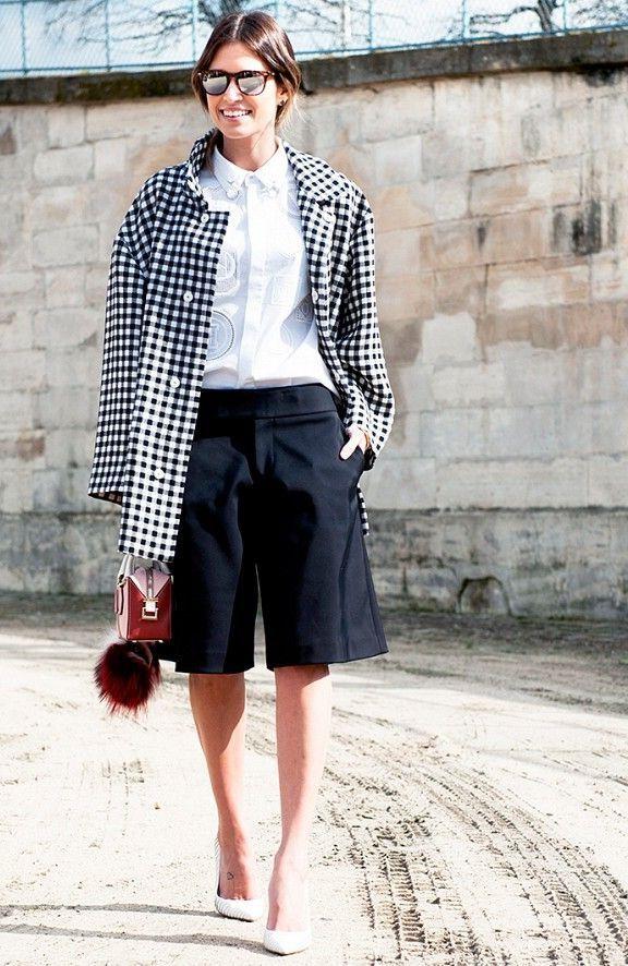 Best 25  Tailored shorts ideas only on Pinterest   Women's shorts ...