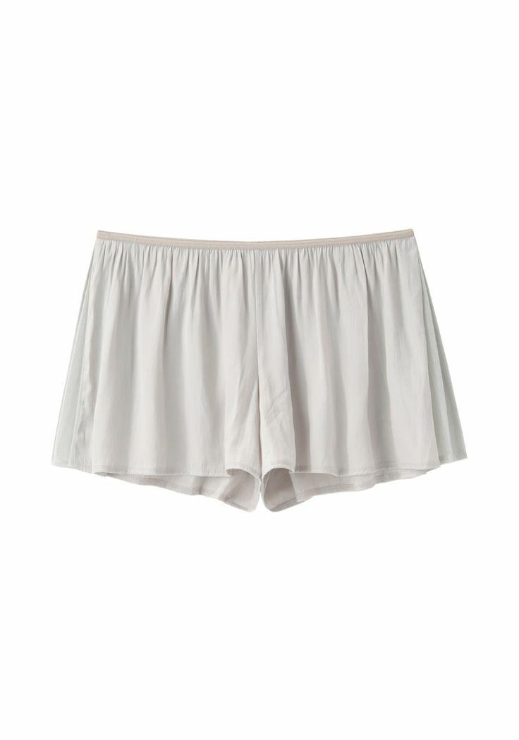 VPL / Pointelle Shorts | La Garçonne