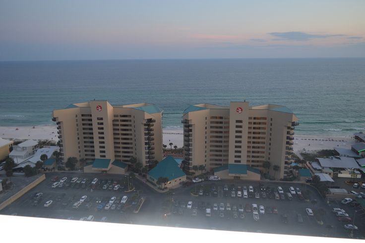 VIEW FROM PCB CONDO