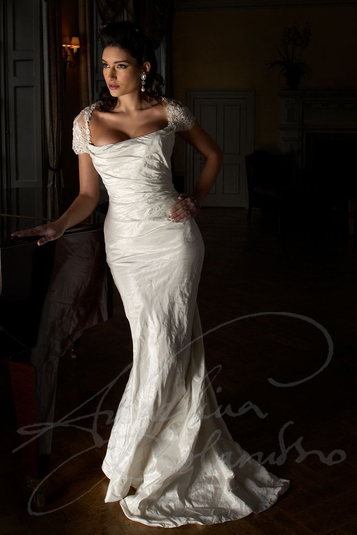 19 best Wedding Dresses for the Mature Bride | Angelina Colarusso ...