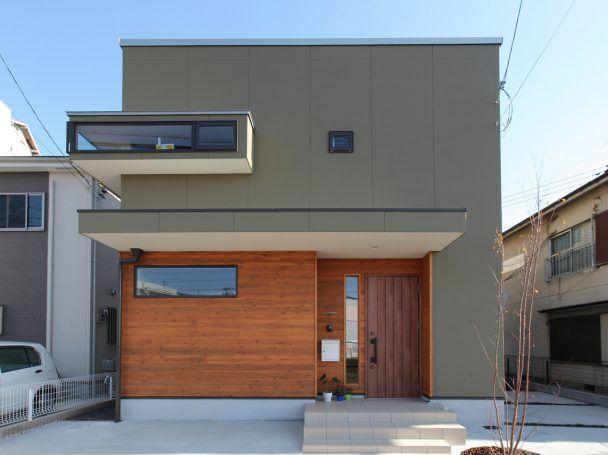 滋賀住宅施工事例|朝陽が照らす家