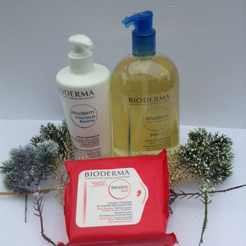 Bioderma Atoderm Intensive Balm and Atoderm Shower Oil #Review #Giveaway