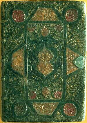 Inlaid Binding, c.1691. The Holy Bible. Edinburgh: Printed By Andrew Anderson, 1676. Bound With The Psalms Of David In Meeter.