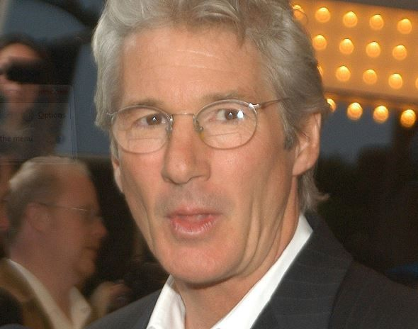 Ricky Gervaise revived the Richard Gere / gerbil urban legend!