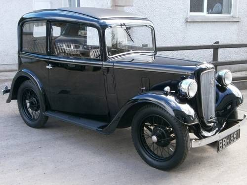 Austin 7 Ruby (1934)