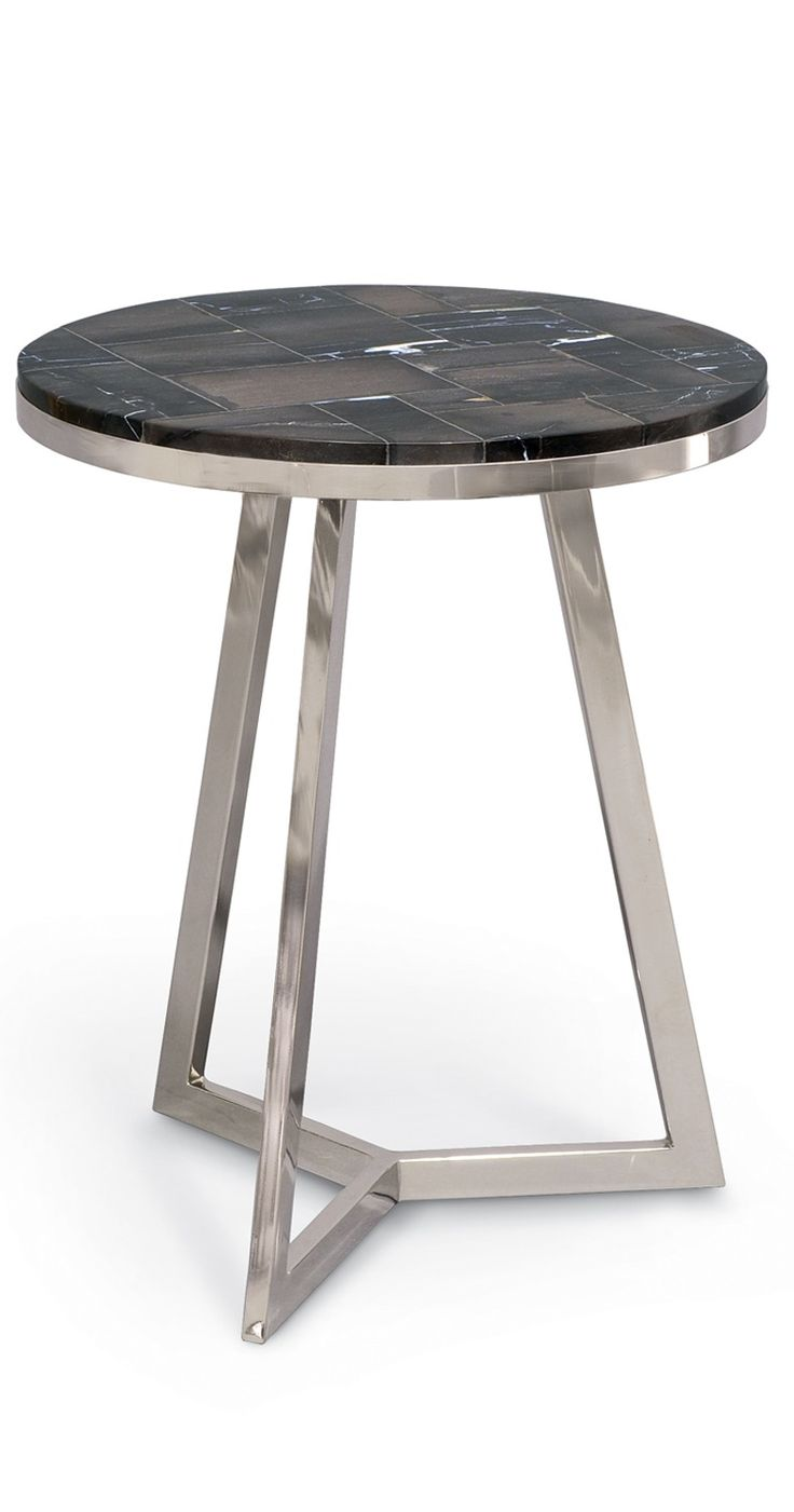 Black modern end tables images Modern side table