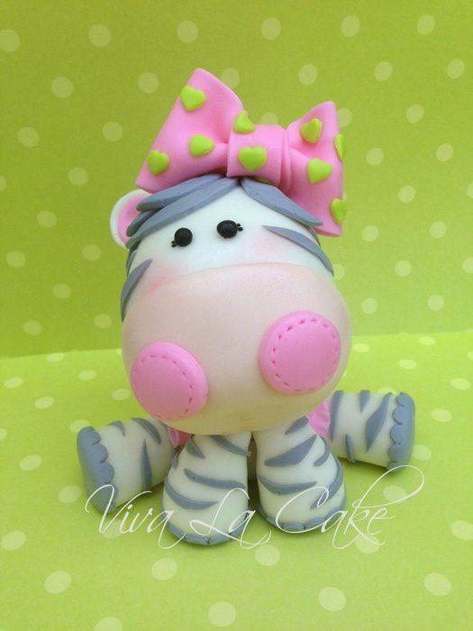 *SUGAR ART ~ Baby Zebra