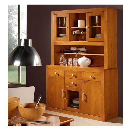 17 mejores ideas sobre cocinas de madera de cerezo en for Mueble 55 cm ancho