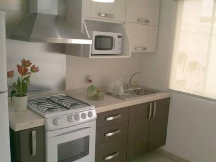 Resultado de imagen para cocinas integrales para casas pequeñas