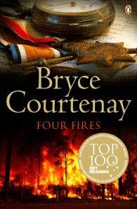 My favourite Bryce Courtenay - a wonderful Aussie author!!