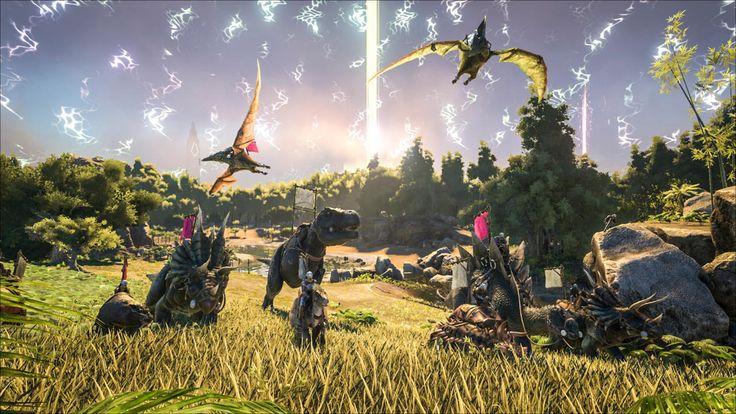 Ark: Survival Evolved: I Dinosauri invadono l'online!  #follower #daynews - http://www.keyforweb.it/ark-survival-evolved-dinosauri-invadono-lonline/