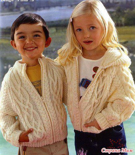 . Мегаонлайн Универсальная курточка от Sirdar. Жакет и шапочка. Ralph Lauren для юных джентльменов.