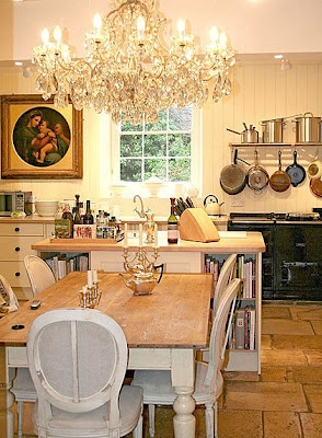 Dreamy: Ideas, Floor, Dream House, Interiors, Chandeliers, Country Luxe, Country Kitchens, Dream Kitchens
