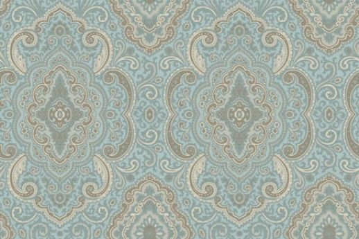 gallery for blue silver damask wallpaper