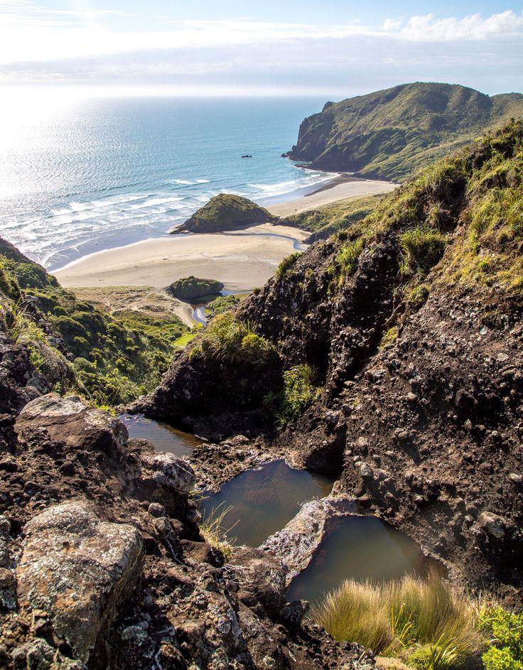 Anawhata Beach, The Best Kept Secret on Auckland…