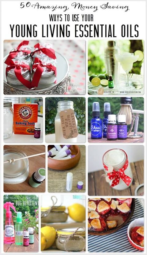 50 Uses For Essential Oils! | Practically Functional