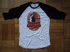 Merle Haggard t-shirt new vintage style concert tour band road show choose size XS-XL on Etsy, $29.99