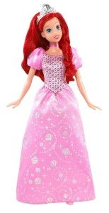 Disney Sparkling Princess Ariel Doll