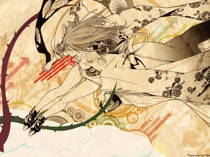 Air Gear:  Ringo, Queen of Thorns, Sonia Road (it's always when the glasses come off! <3 )