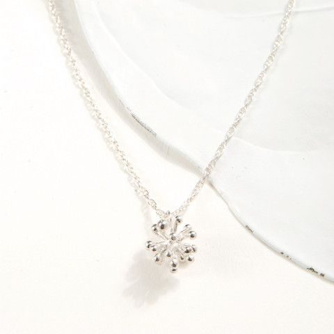 Small Dandelion Necklace - Ottawa Jewellery Store