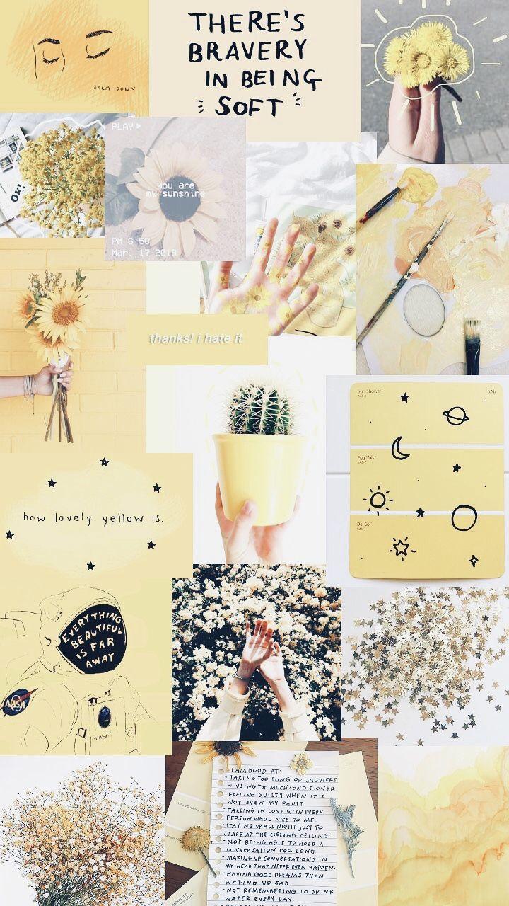 Pin Oleh Laniakea Di Aesthetic Wallpapers Poster Bunga Kertas