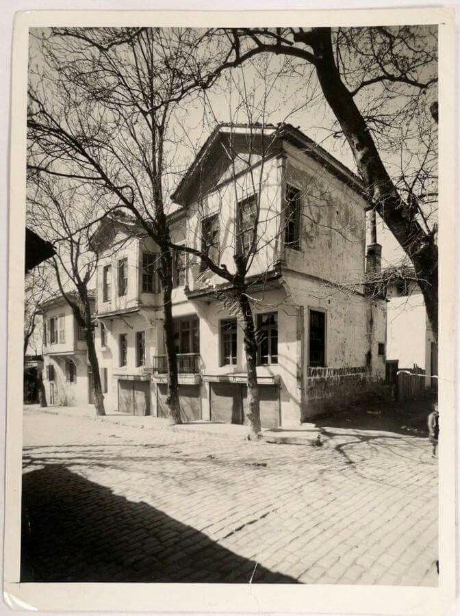 Selanik'te Atatürk'ün doğduğu ev,