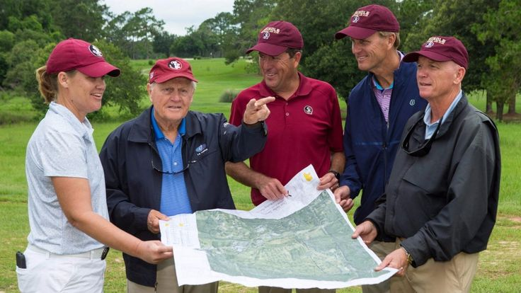 Jack Nicklaus Visits Florida State Golf - Florida State Seminoles Official Athletic Site