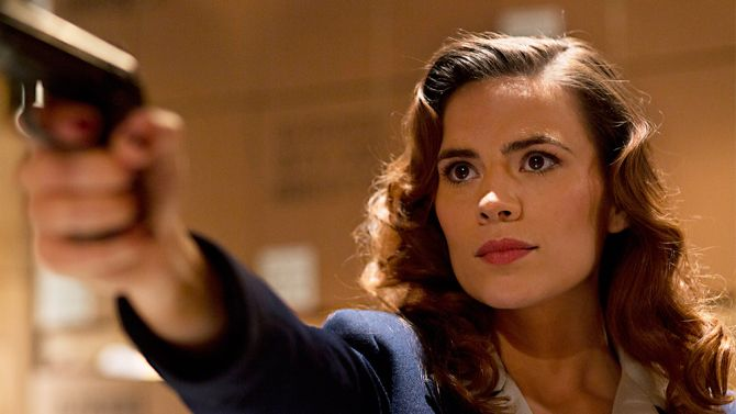 ABC Orders 'Marvel's Agent Carter,' 4 Other Dramas and 4 Comedies   Variety