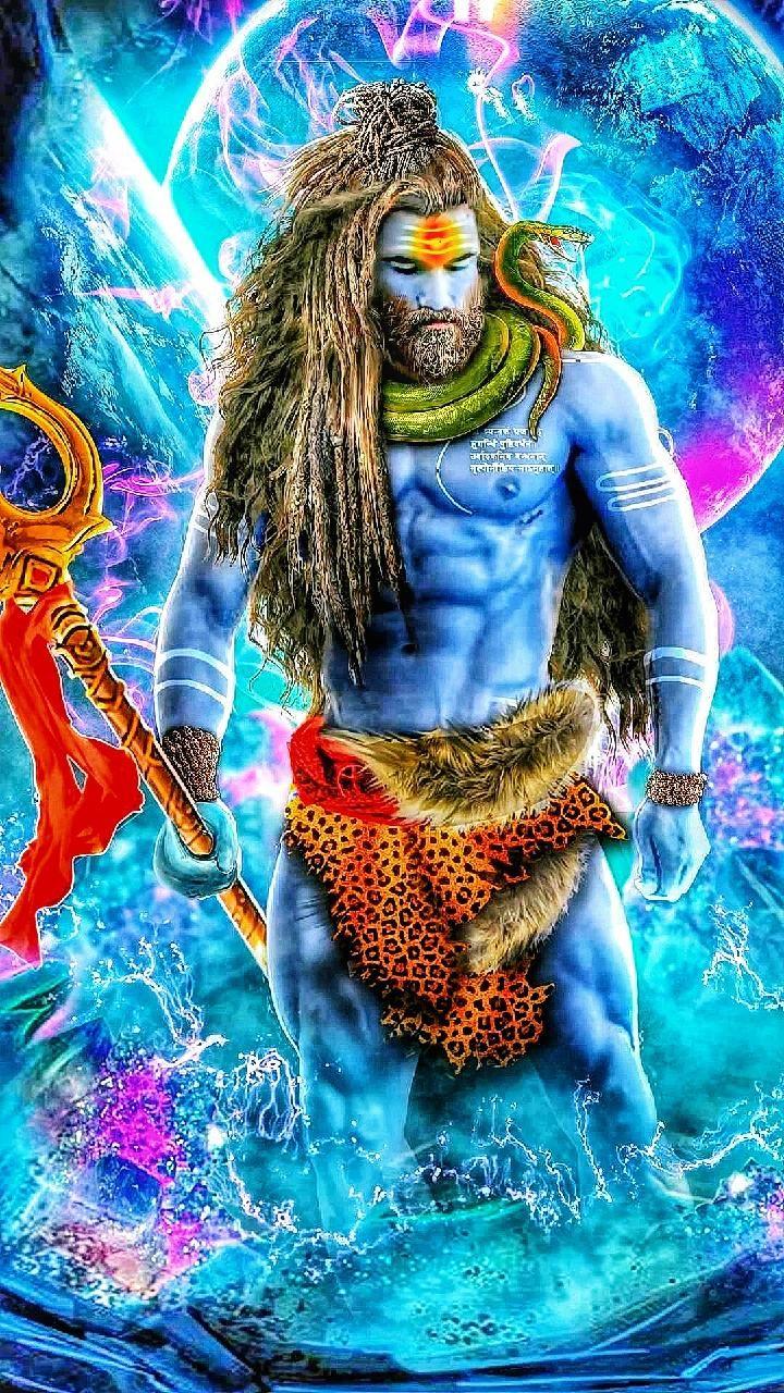 Har Har Mahadev Shiva Art Shiva Wallpaper Lord Shiva