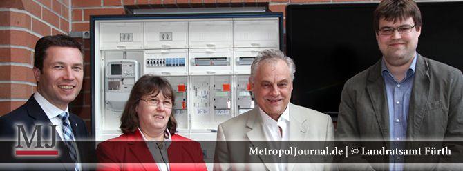 (FÜ) Landrat zu Besuch bei iAd GmbH in Großhabersdorf - http://metropoljournal.de/?p=8275