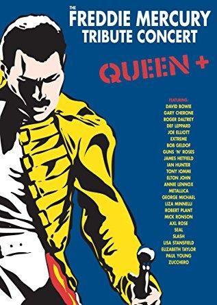Freddie Mercury - Freddie Mercury Tribute Concert