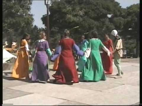 danse du moyen âge. Voir http://www.martial-morand-clavecin.fr/pages/37.html